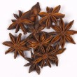 Star Anise - Flavoring - Spices — Stock Photo #17380257