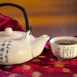 Chinese Green Tea - Stock Photo