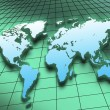 Map of the World — Stock Photo #17387281