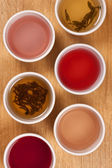Chinese Herbal Teas — Stock Photo