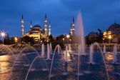 The Blue Mosque - Istanbul — Stock Photo