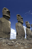 Easter Island - South Pacific — Stock Photo