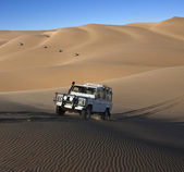 Namib-nuakluft Desert - Namibia — Stock Photo