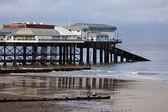 Pier at Cromer - Norfolk Coast - England — Stock Photo