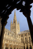 Norwich Cathedral - Great Britain — Stock Photo