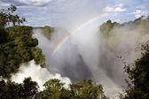Victoria Falls - Zimbabwe — Stockfoto
