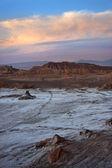 Valley of the Moon - Atacama Desert - Chile — Stock Photo