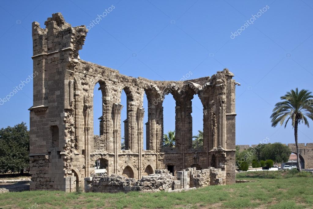 Famagusta - Chipre septentrional — Foto de Stock