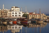 Kyrenia Harbor - Turkish Cyprus — Stock Photo
