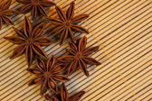 Spices - Star Anise — Stock Photo