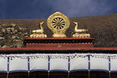 Mandela - Drepung Monastery - Tibet — Stock Photo
