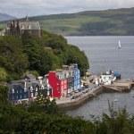 Tobarmory - Isle of Mull - Scotland — Stock Photo #17489009