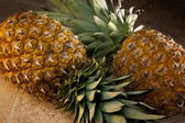 Food - Pineapple — Stock Photo