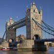 Tower Bridge - London - England - Stock Photo