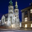 St Andrews Church - Krakow - Poland - Foto Stock