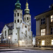 St Andrews Church - Krakow - Poland — Stock Photo
