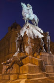Grunwald monument - krakow - pologne — Photo