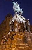 Grunwald monumento - cracovia - polonia — Foto de Stock