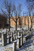 Jewish Cemetery - Krakow - Poland — Stock Photo