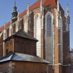 Krakow - Church of St Catherine - Poland — Stock Photo #17543189