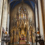 Dominican Church - Krakow - Poland — Stock Photo #17548519