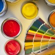 Painting and Decorating - Interior Design — Stock Photo #17568089
