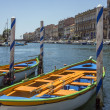 Port of Sete - South of France — Stock Photo #17587209