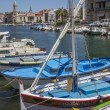 Port of Sete - South of France — Stock Photo