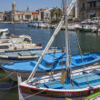 Port of Sete - South of France - Stock Photo