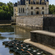 Chenonceau - Loire Valley - France — Stock Photo #17588193