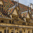 Beaune - Burgundy - France - Stok fotoğraf