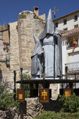 Chinchilla de Monte Argon - La Mancha - Spain — Stock Photo
