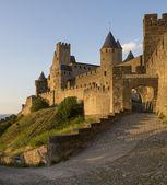 Carcassonne - france — Photo