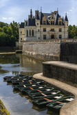 Chenonceau - údolí loiry - francie — Stock fotografie