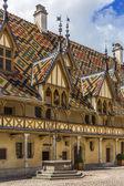 Beaune - Burgundy - France — Stock Photo