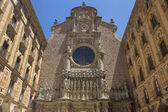 Montserrat - Catalonia - Spain — Stock Photo