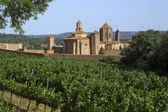 Poblet Monastery - Catalonia - Spain — Stock Photo