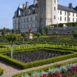 Stock Photo: Villandry - Loire Valley - France