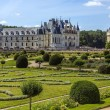 Chateau de Chenonceau - Loire Valley - France. - Stockfoto