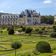 Chateau de Chenonceau - Loire Valley - France. — Stock Photo