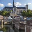 Amiens - France - Stock Photo