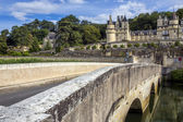 Chateau Usse - Loire Valley - France — Stock Photo