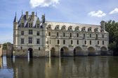 Chateau de Chenonceau - Loire Valley - France. — Foto de Stock