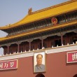 Forbidden City - Beijing - China - Stock Photo