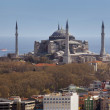 Hagia Sophia Mosque - Istanbul - Turkey — Stock Photo