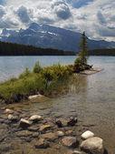 Banff National Park - Alberta - Canada — Stock Photo