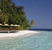 The Maldives - Indian Ocean — Stock Photo
