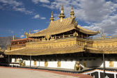Jokhang Temple - Lhasa - Tibet — Stock Photo