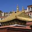 Ganden Monastary - Tibet — Stock Photo