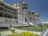 Udaipur City Palace - India — Stock Photo